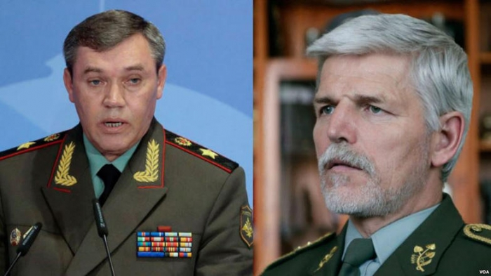 NATO Military Committee Chairman and Chief of Russian General Staff to meet in Baku