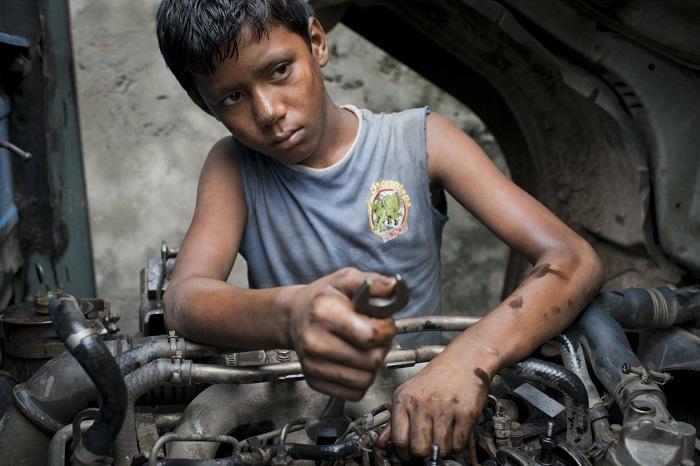 46 millones de personas viven bajo esclavitud, un 25% más que en 2014