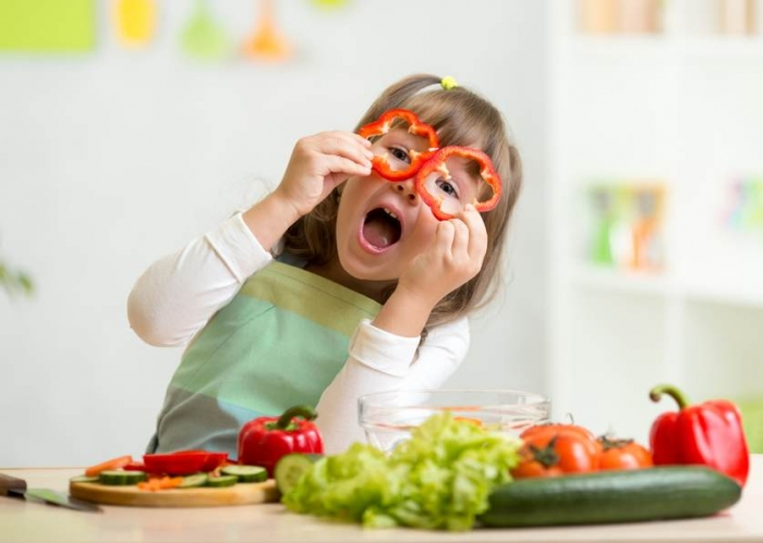 These are the risks of raising your child as a vegan