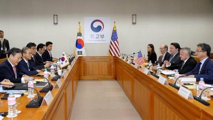 Los vicecancilleres de Seúl, Tokio y Washington tratan el desafío norcoreano