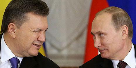 `Ukraynaya hucumu Putindən Yanukoviç xahiş edib`