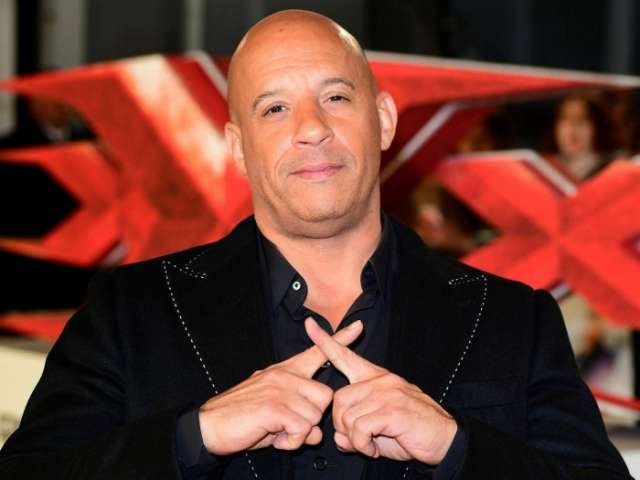 Vin Diesel named 2017's top grossing actor