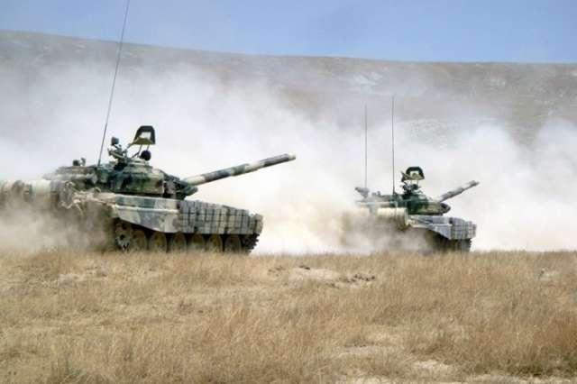 Armenian Army violates ceasefire on state border