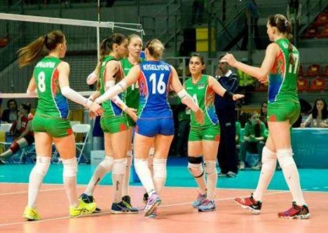 Azerbaijani national volleyball team wins gold at Baku 2017