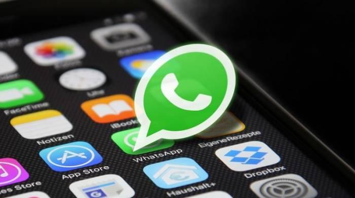 """Nazirlikdən """"WhatsApp""""dakı problemlə bağlı Açıqlama"""