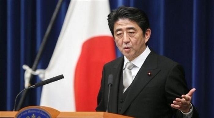 رئيس وزراء اليابان يتفادى وضع جدول زمني لتعديل الدستور السلمي