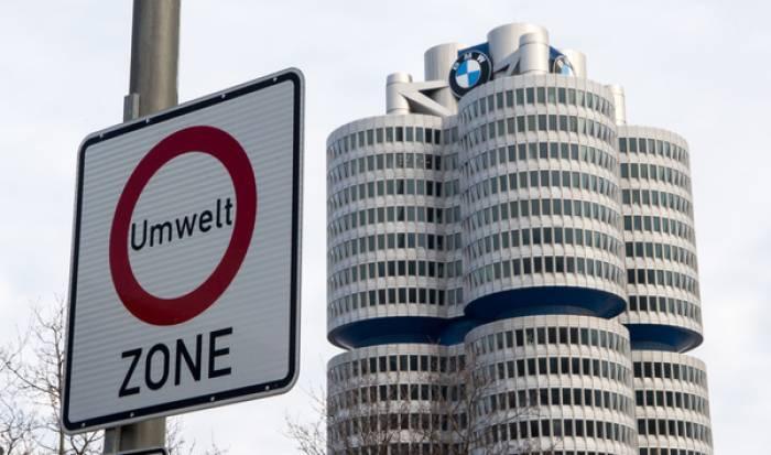 Deutsche Umwelthilfe wirft BMW Manipulation vor