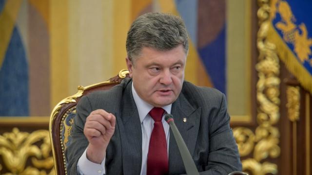 Ukrayna prezidenti ilə bağlı müəmmalı xəbər - Yenilənib