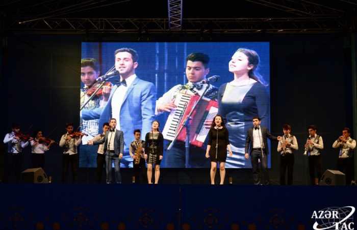 """Nächster Punkt der Wasserreise """"Baku-2017"""" wird Schamkir sein"""