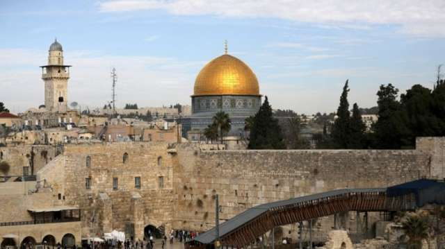Future train station at Western Wall could be named after Trump