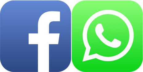 WhatsApp Messenger and Facebook Messenger Free Download In Third
