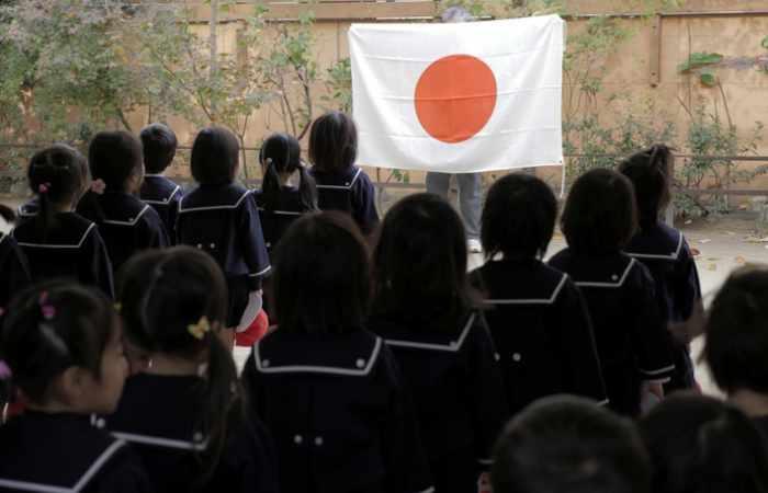 """""""Sterben für Japan"""" – Wiederbelebung eines kaiserlichen Erziehungsedikts wegen Korea-Krise"""