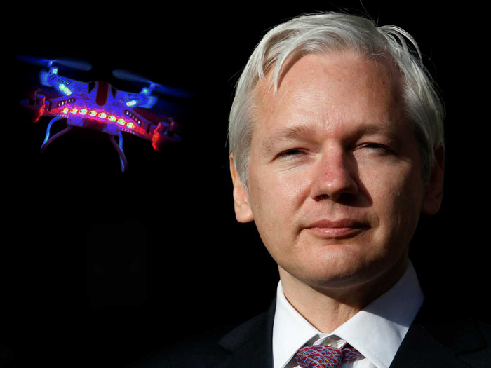 Assange surprised by timing of new U.S. indictment
