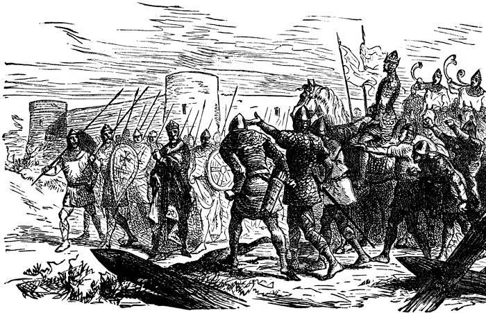 Wie haben Armenier Völker im Nahen Osten an Kreuzzügler verkauft? - Historische Untersuchung (I TEIL)