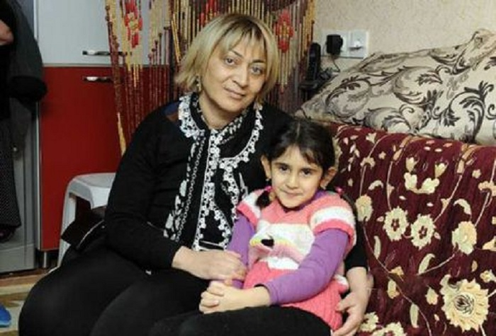 Xanım Qafarovanın qızına ev hədiyyə edildi