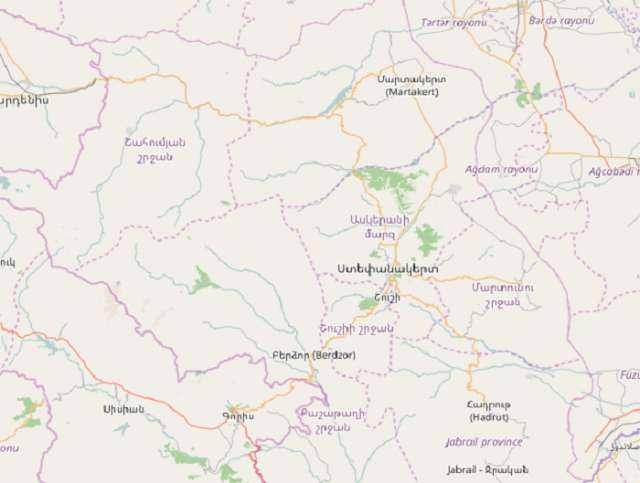 Provocation contre l'intégrité territoriale de l'Azerbaïdjan – PHOTO