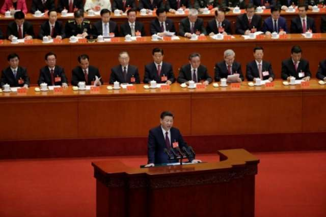 Xi says China will boost efforts to tackle terrorism, extremism