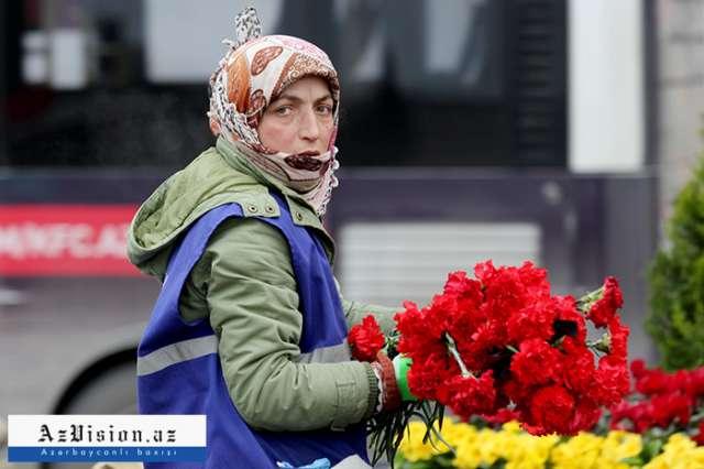 Xocalı soyqırımının 26-cı ilinə hazırlıq - FOTOREPORTAJ