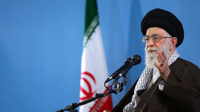 `İran ABŞ-a sanksiya tətbiq edəcək` - Xamenei