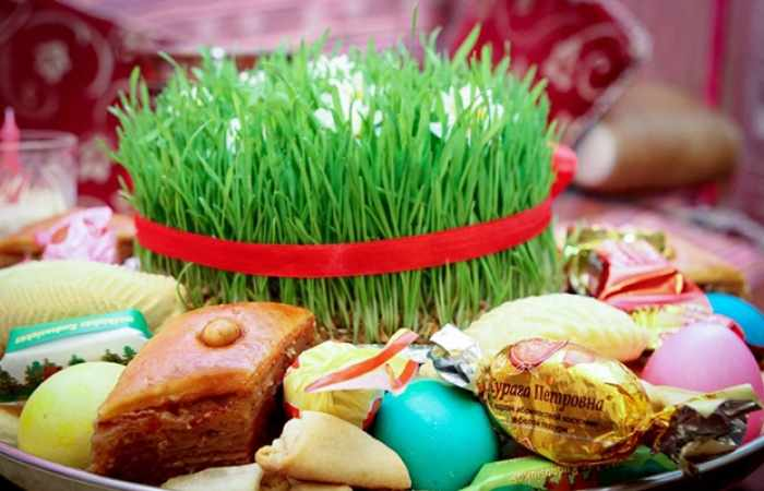 Spring comes to Azerbaijan