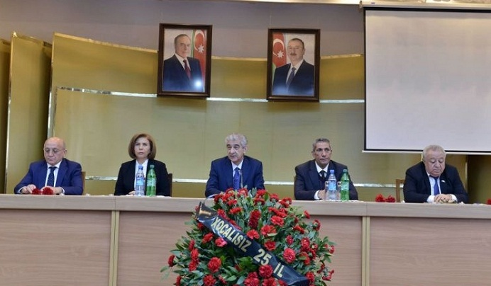 New Azerbaijan Party holds event on occasion of 25th anniversary of Khojaly Genocide