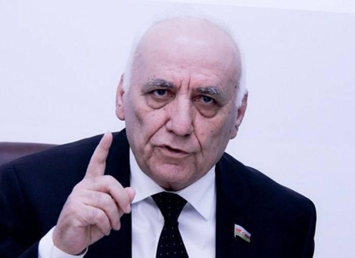 """""""Rəsulzadənin məzarına toxunmaq olmaz"""" - Yaqub Mahmudov"""