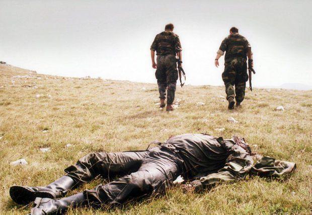 Qarabağda yaralanan erməni əsgər ölüm ayağındadır