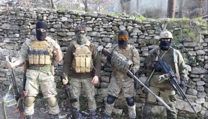 Aufstieg und Niedergang von nordkaukasischen Dschihadisten in Syrien