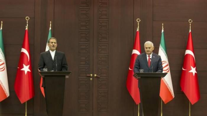 Yıldırım begrüßt engere Zusammenarbeit mit dem Iran