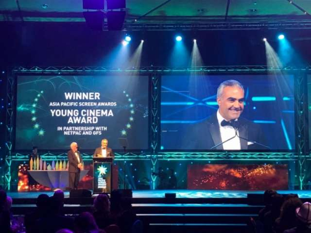 "Azerbaijani film director becomes Young Cinema Award Winner for ""Pomegranate Orchard"" movie"