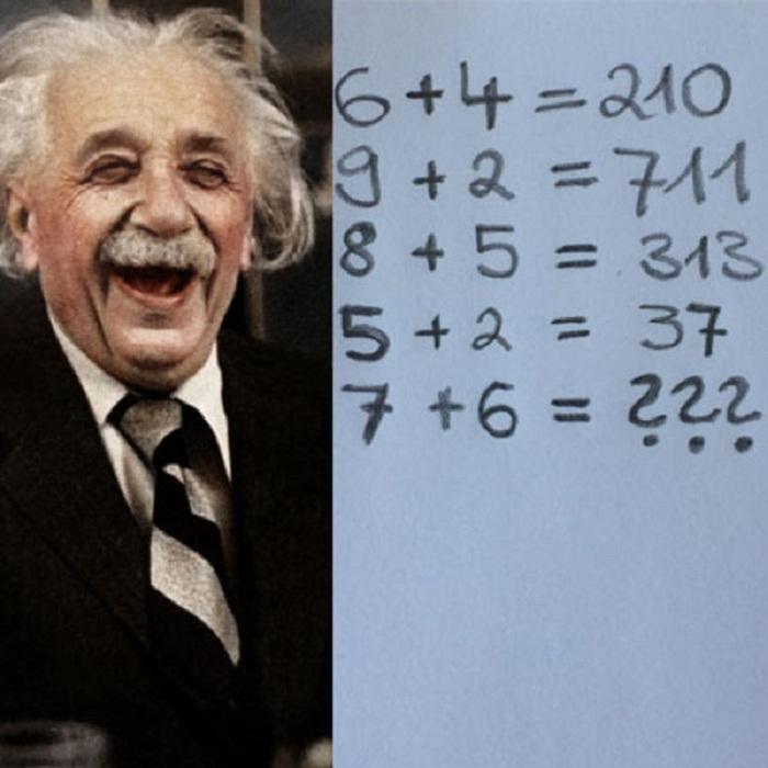Teste deine IQ