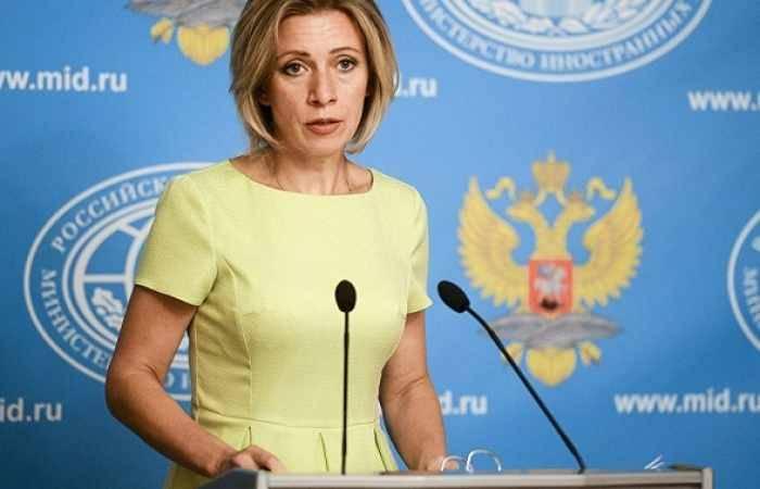 """Maria Zakharova: """"Beilegung des Berg-Karabach-Konfliktes ist eines von vorrangigen Themen für uns"""""""