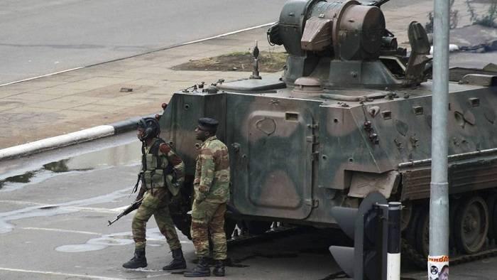 EEUU insta a países de África a trabajar por el retorno de un Gobierno civil a Zimbabue