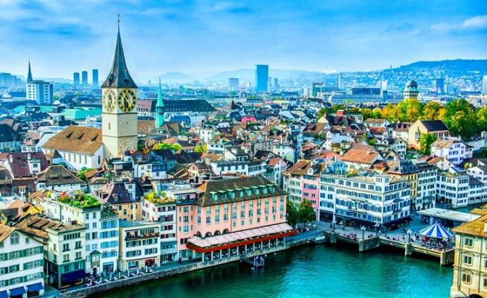Dünyanın ən bahalı şəhərləri - FOTOLAR