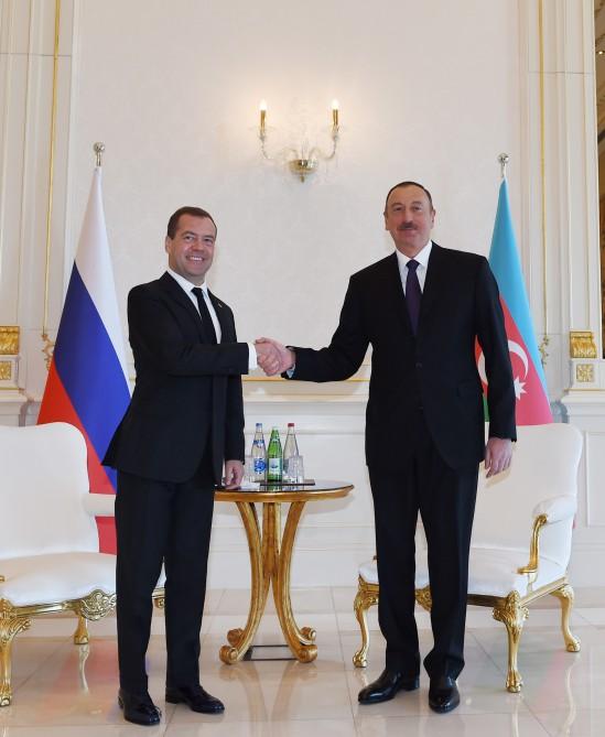 Rivalité entre le Premier ministre russe